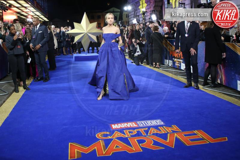 Brie Larson - Londra - 27-02-2019 - Brie Larson è la stella del gala londinese di Captain Marvel