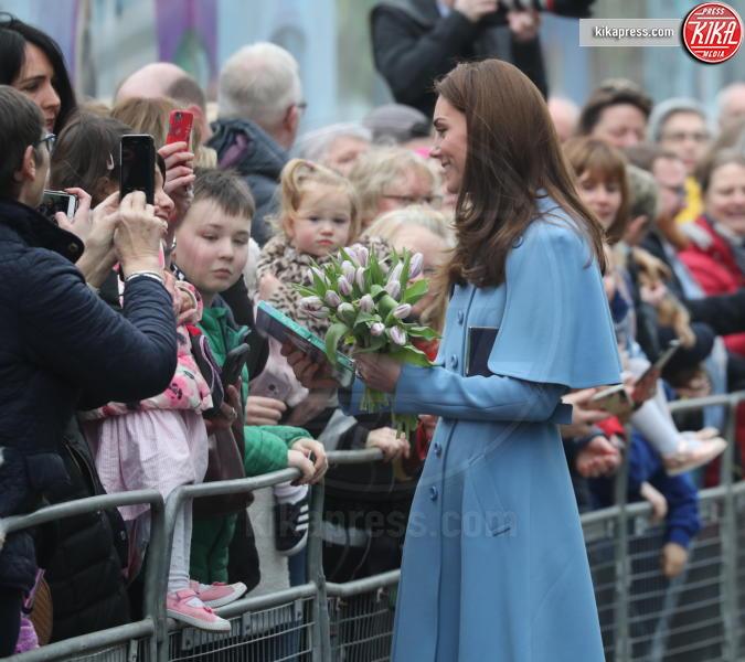 Kate Middleton - Belfast - 28-02-2019 - Kate Middleton agli incontri pubblici arriva come una papessa