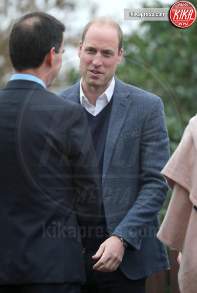 Principe William - Belfast - 28-02-2019 - Kate Middleton agli incontri pubblici arriva come una papessa