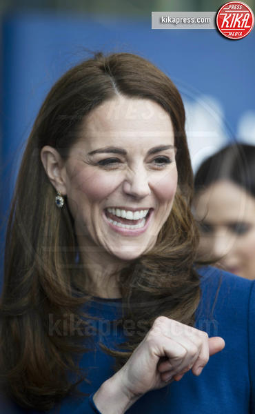 Kate Middleton - Ballymena - 28-02-2019 - Kate Middleton agli incontri pubblici arriva come una papessa