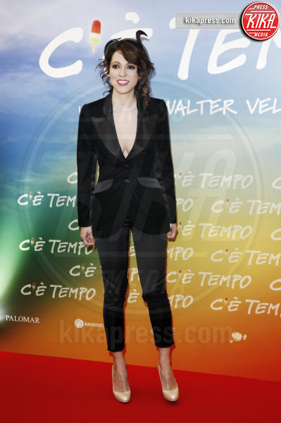 Simona Molinari - Milano - 05-03-2019 - Walter Veltroni alla première del suo film C'è Tempo