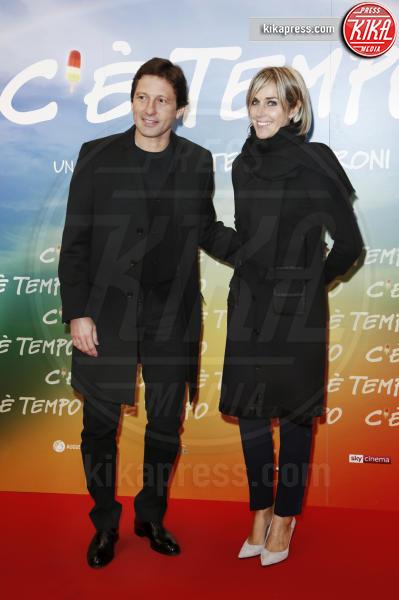 Leonardo Nascimento, Anna Billò - Milano - 05-03-2019 - Walter Veltroni alla première del suo film C'è Tempo