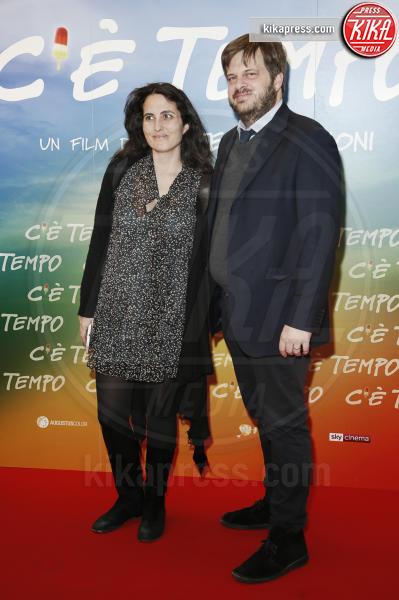 Pierfrancesco Majorino - Milano - 05-03-2019 - Walter Veltroni alla première del suo film C'è Tempo