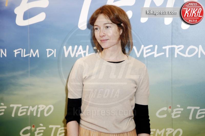 Cristiana Capotondi - Milano - 05-03-2019 - Walter Veltroni alla première del suo film C'è Tempo