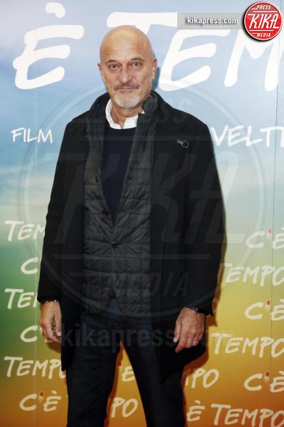 Claudio Bisio - Milano - 05-03-2019 - Walter Veltroni alla première del suo film C'è Tempo