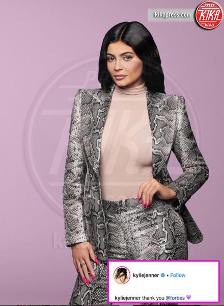 Kylie Jenner - 06-03-2019 - Forbes: la più giovane miliardaria under 30 è lei