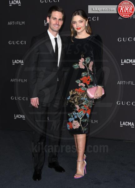 Evan Spiegel, Miranda Kerr - Los Angeles - 03-11-2018 - Forbes: la più giovane miliardaria under 30 è lei