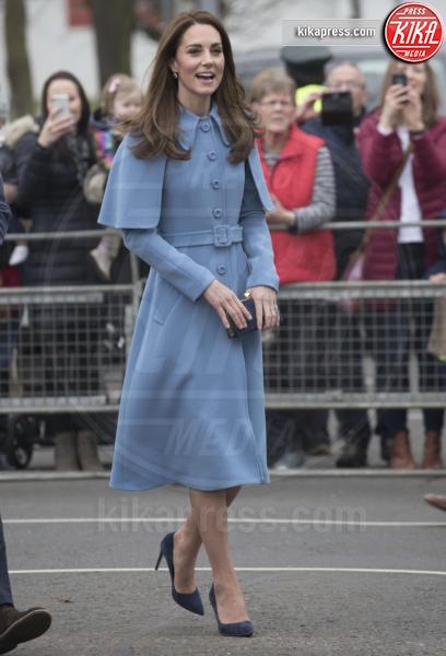 Kate Middleton - Ballymena - 28-02-2019 - Kate Middleton e Fleur Delacour, chi lo indossa meglio?