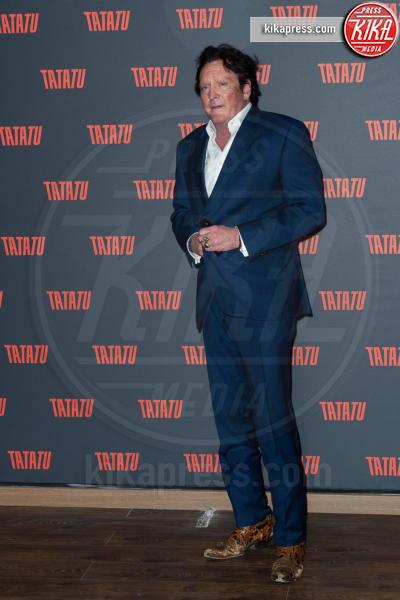 Michael Madsen - Milano - 06-03-2019 - Michael Madsen alla presentazione della piattaforma TaTaTu