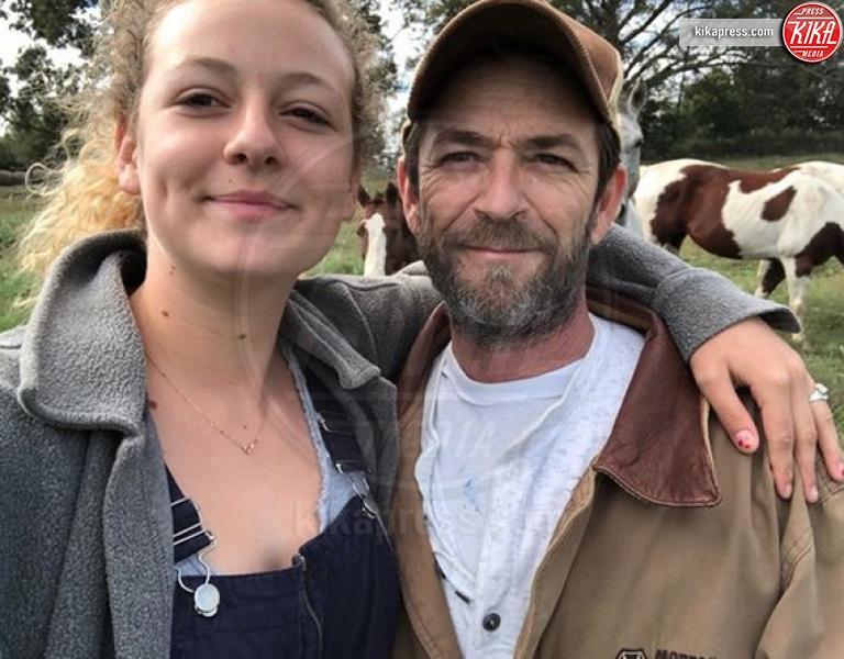 Sophie Perry, Luke Perry - 06-03-2019 -  Luke Perry, ecco a quanto ammonta l'eredità per i figli
