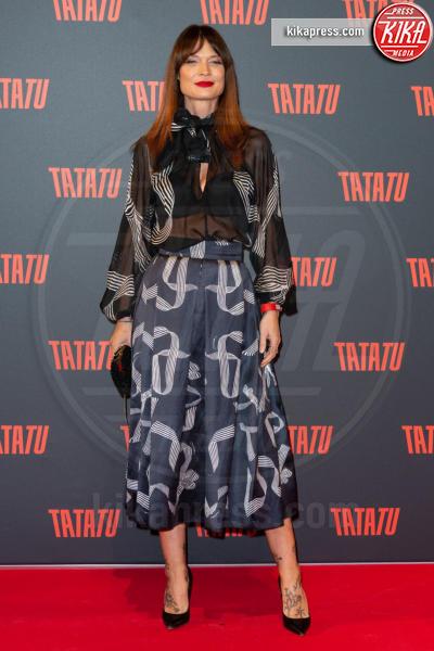 Jane Alexander - Roma - 06-03-2019 - Banderas a Roma per presentare TaTaTu, c'è anche Manu Arcuri