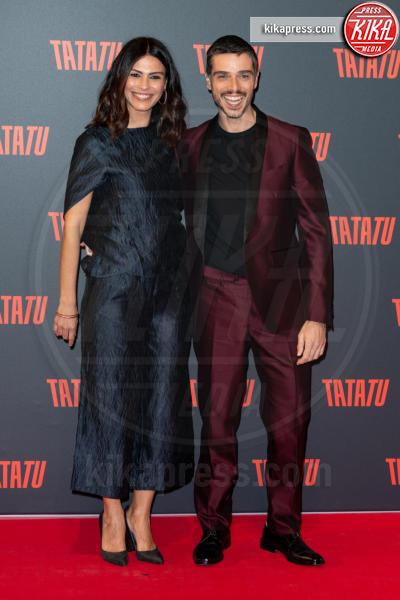 Massimiliano Varrese, Valentina Melis - Roma - 06-03-2019 - Banderas a Roma per presentare TaTaTu, c'è anche Manu Arcuri