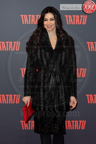Manuela Arcuri - Roma - 06-03-2019 - Banderas a Roma per presentare TaTaTu, c'è anche Manu Arcuri