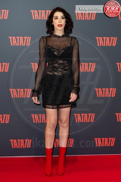 Chiara Leonetti - Roma - 06-03-2019 - Banderas a Roma per presentare TaTaTu, c'è anche Manu Arcuri