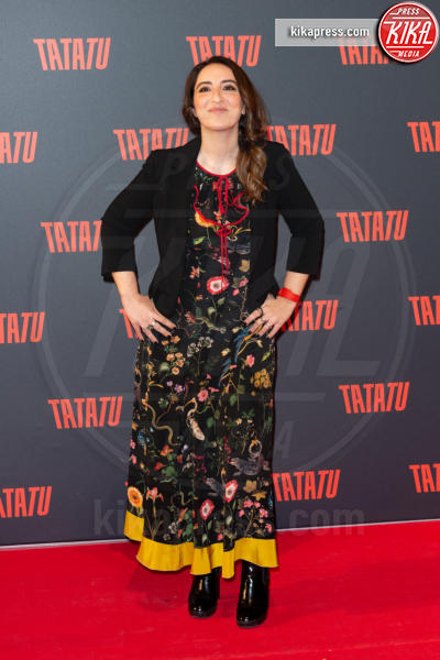 Anna Ferraioli Ravel - Roma - 06-03-2019 - Banderas a Roma per presentare TaTaTu, c'è anche Manu Arcuri