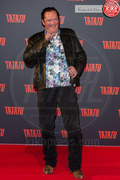 Michael Madsen - Roma - 06-03-2019 - Banderas a Roma per presentare TaTaTu, c'è anche Manu Arcuri