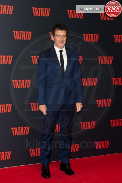 Antonio Banderas - Roma - 06-03-2019 - Banderas a Roma per presentare TaTaTu, c'è anche Manu Arcuri