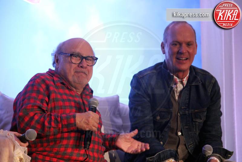 Danny DeVito, Michael Keaton - Hollywood - 10-03-2019 - Tim Burton: