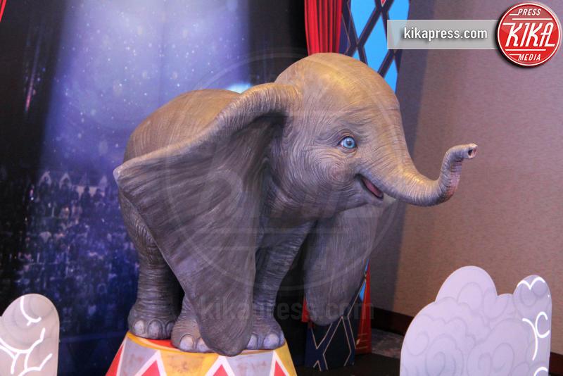 Dumbo - Hollywood - 10-03-2019 - Tim Burton: