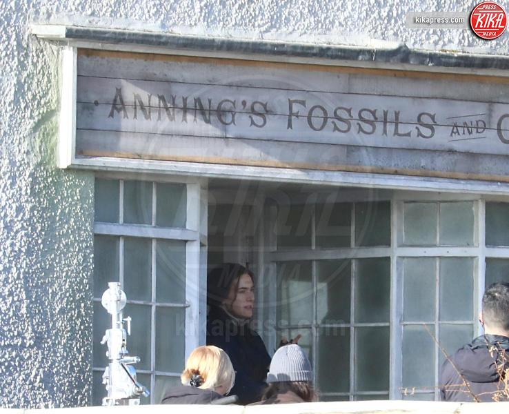 Kate Winslet - Lyme Regis - 11-03-2019 - Ammonite, le prime immagini di Kate Winslet sul set