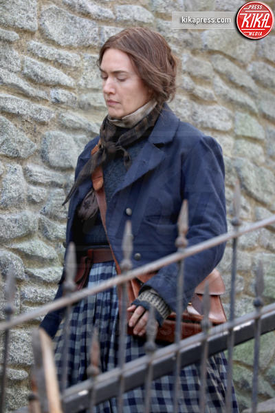Kate Winlset - Lyme Regis - 11-03-2019 - Ammonite, le prime immagini di Kate Winslet sul set