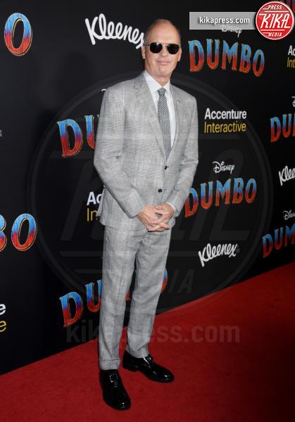 Michael Keaton - Hollywood - 11-03-2019 - Angelina Jolie brilla come una stella alla prima di Dumbo