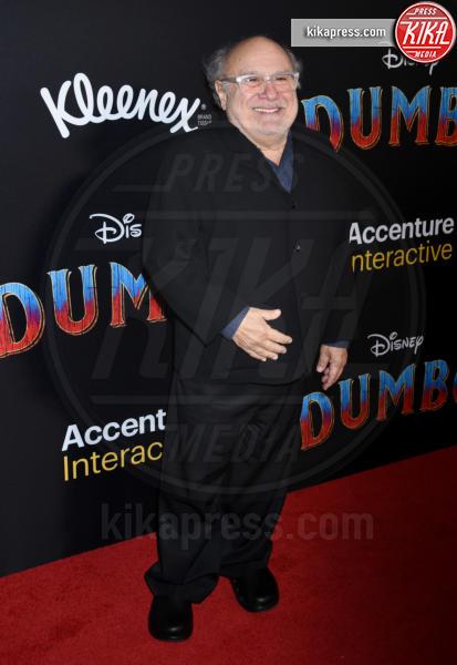 Danny DeVito - Hollywood - 11-03-2019 - Angelina Jolie brilla come una stella alla prima di Dumbo