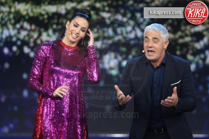 Biagio Izzo, Elisabetta Gregoraci - Napoli - 11-03-2019 - Altro che Belen! Stefano De Martino fa coppia con Fatima Trotta