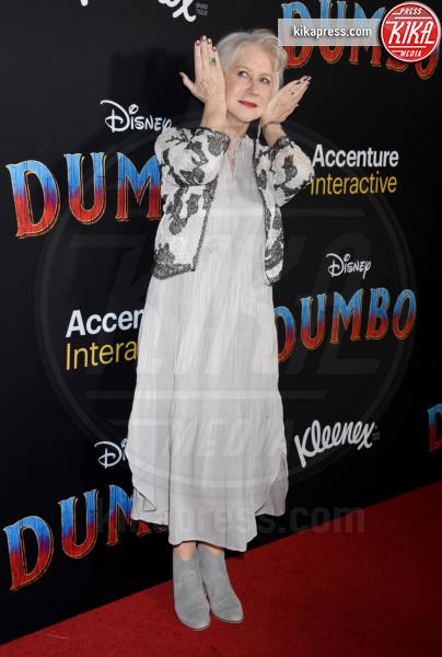 Helen Mirren - Hollywood - 11-03-2019 - Angelina Jolie brilla come una stella alla prima di Dumbo