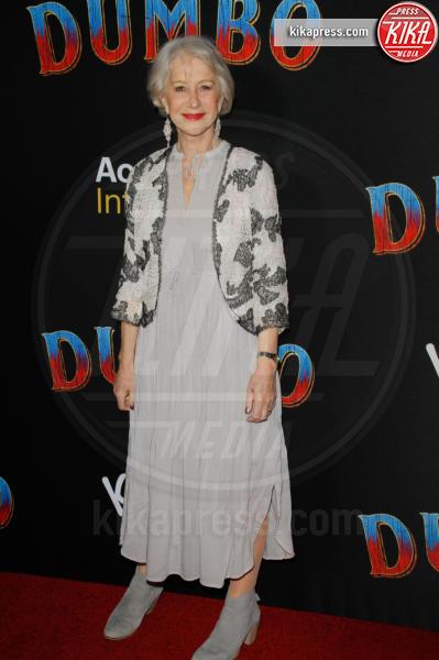 Helen Mirren - 11-03-2019 - Angelina Jolie brilla come una stella alla prima di Dumbo