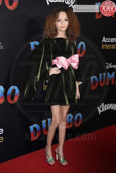 Nico Parker - Hollywood - 11-03-2019 - Angelina Jolie brilla come una stella alla prima di Dumbo