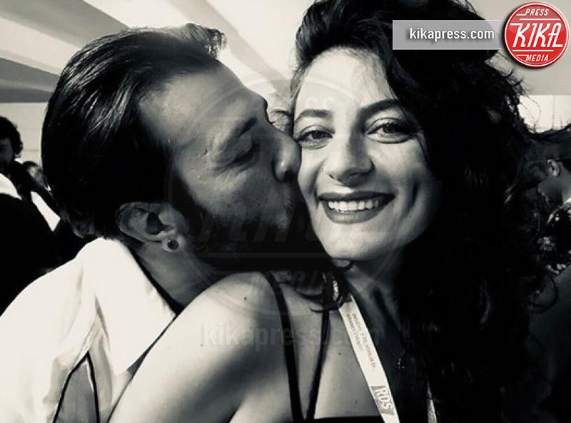Emanuele Spedicato, Clio Evans - Hollywood - 13-03-2019 - Lele Spedicato, il ritorno a casa con Clio