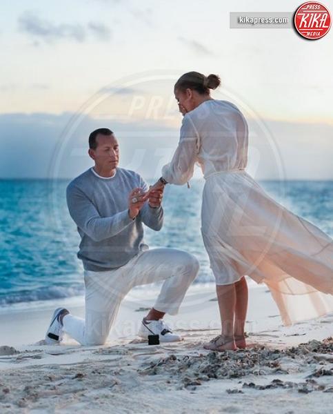 Alex Rodriguez, Jennifer Lopez - Hollywood - 13-03-2019 - Alex Rodriguez-J.Lo, le foto della proposta di nozze da brividi