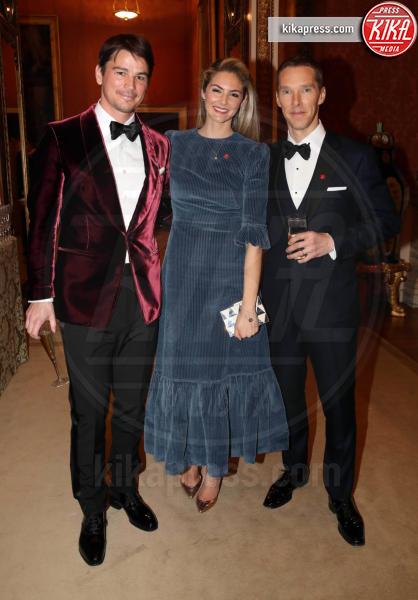 Prince's Trust Dinner 2019, Benedict Cumberbatch, Tamsin Egerton, Josh Hartnett - Londra - 12-03-2019 - Amal e George Clooney, che risate col Principe Carlo!