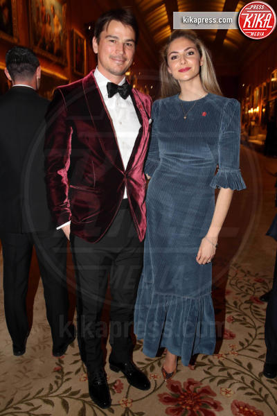 Prince's Trust Dinner 2019, Tamsin Egerton, Josh Hartnett - Londra - 12-03-2019 - Amal e George Clooney, che risate col Principe Carlo!