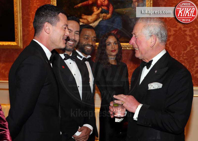 Prince's Trust Dinner 2019, Principe Carlo d'Inghilterra, Luke Evans - Londra - 12-03-2019 - Amal e George Clooney, che risate col Principe Carlo!