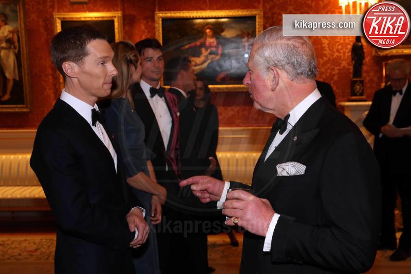 Prince's Trust Dinner 2019, Benedict Cumberbatch, Principe Carlo d'Inghilterra - Londra - 12-03-2019 - Amal e George Clooney, che risate col Principe Carlo!