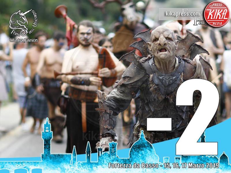 Firenze Fantasy - 13-03-2019 - Firenze Fantasy: elfi, orchi e fate invadono Firenze