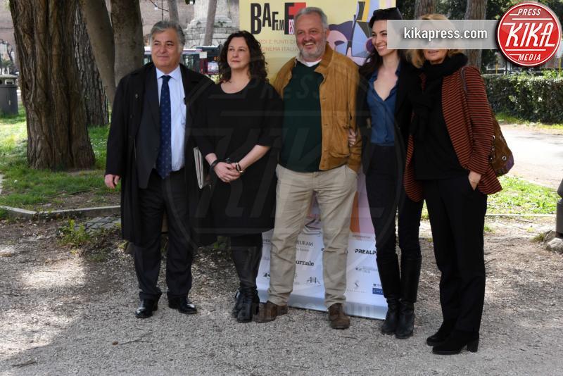Manuela Maffioli, Alessandro Munari, Steve Della Casa, Daniela Virgilio - Roma - 13-03-2019 - Il BAFF - Busto Arsizio Film Festival presentato oggi a Roma