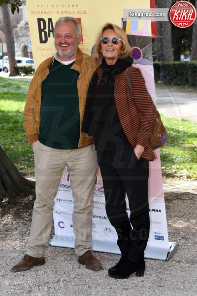 Paola Poli, Steve Della Casa - Roma - 13-03-2019 - Il BAFF - Busto Arsizio Film Festival presentato oggi a Roma
