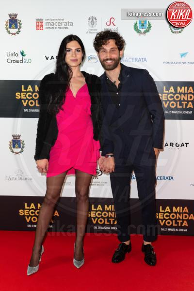 Simone Riccioni - Roma - 13-03-2019 - Aurora Ruffino presenta a Roma La mia seconda volta