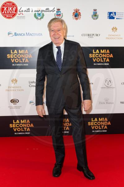 Claudio Lippi - Roma - 13-03-2019 - Aurora Ruffino presenta a Roma La mia seconda volta