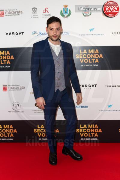 Enrico Verdicchio - Roma - 13-03-2019 - Aurora Ruffino presenta a Roma La mia seconda volta