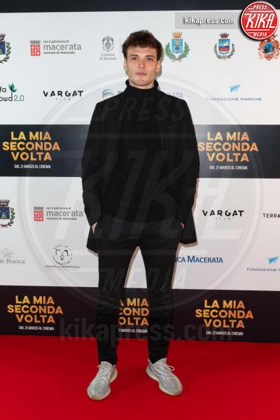 Enrico Inserrra - Roma - 13-03-2019 - Aurora Ruffino presenta a Roma La mia seconda volta
