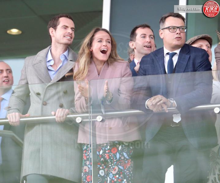 Kim Murray, Kim Sears, Andy Murray - Cheltenham - 13-03-2019 - Cheltenham Festival: Zara Phillips e mamma Anna in prima fila