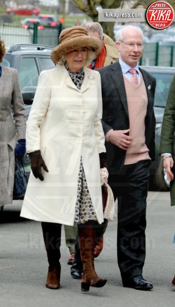 Camilla duchessa di Cornovaglia, Duchess of Cornwall, Camilla - Cheltenham - 13-03-2019 - Cheltenham Festival: Zara Phillips e mamma Anna in prima fila