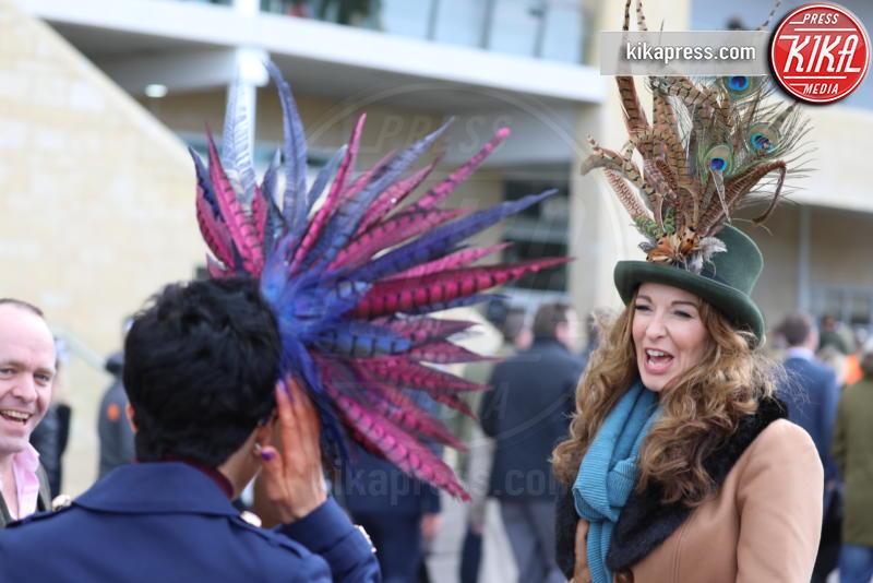 Atmosphere - Cheltenham - 13-03-2019 - Cheltenham Festival: Zara Phillips e mamma Anna in prima fila