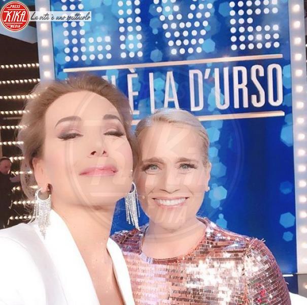 Heather Parisi, Barbara D'Urso - Milano - 14-03-2019 - Live – Non è la D'Urso: la pubblica ammenda di Fabrizio Corona