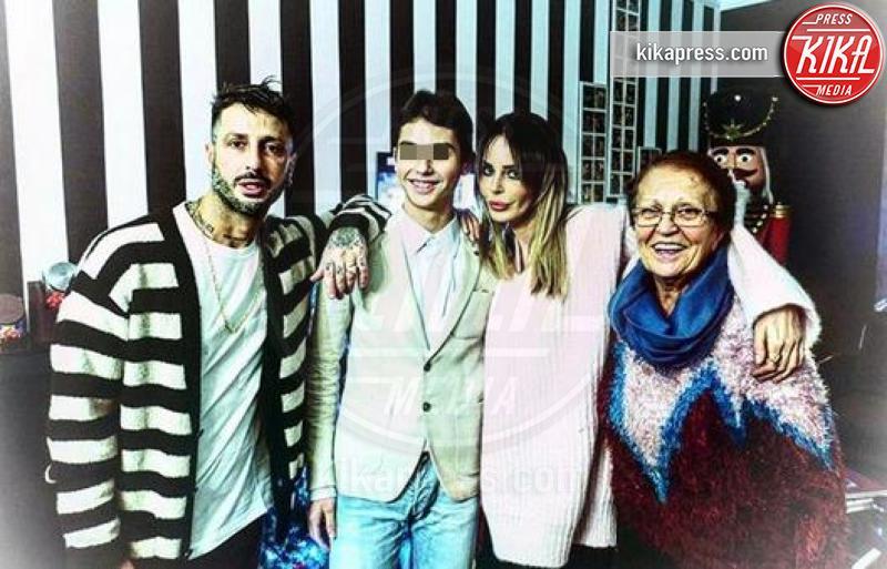 Carlos Corona, Fabrizio Corona, Nina Moric - Milano - 14-03-2019 - Live – Non è la D'Urso: la pubblica ammenda di Fabrizio Corona