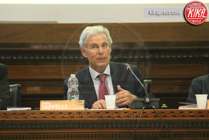 Tullio Jappelli - Napoli - 14-03-2019 - Napoli, Ignazio Visco ospite dell'Università Federico II